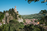 Brisighella, one of the most beautiful villages in italy.