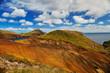 Beautiful landscape of Ponta de Sao Lourenco on the Eastern coast of Madeira island