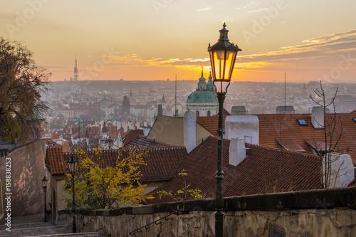 Autumn  in Prague, Czech Republic