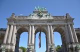 Arc de triomphe du palais du Cinquantenaire - Bruxelles