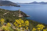 Headland of Capo Caccia - Sardinia - Italy poster