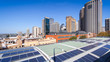 Sydney, the city of solar panels