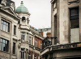 Regent Street, street name sign in London