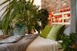 Magic, exotic bedroom