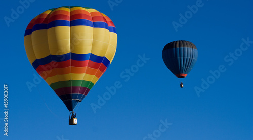 hot air balloons in the Eastern Free State