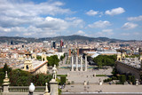 View from Barcelona