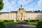 Sitz der tschechischen Regierung in der Straka Akademie, Prag, Tschechische Republik