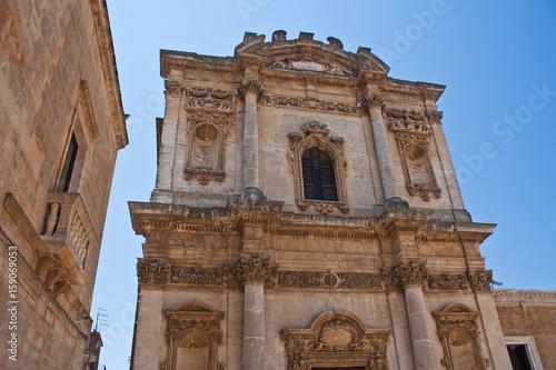 Mesagne, chiesa di sant'Anna - Puglia, Italy Poster