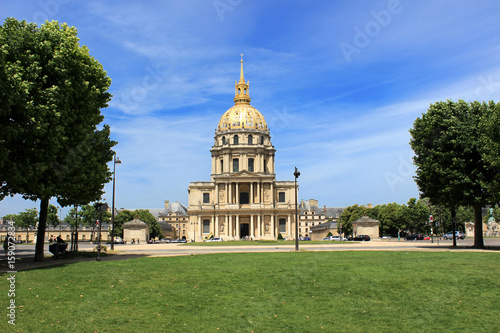 invalides paris poster affiche acheter le sur. Black Bedroom Furniture Sets. Home Design Ideas
