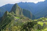 Cuzco Region Machu Pichu