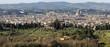 Firenze, veduta della città distesa nella campagna - 159102092