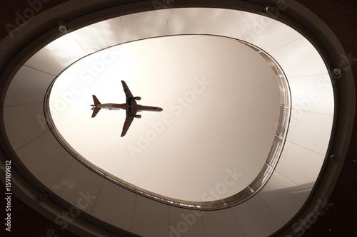 aereoplano ed architettura