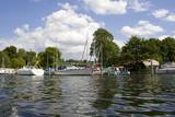 Havel Berlin Tegeler See