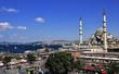 Istanbul Eminonu square