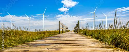 Papiers peints La Mer du Nord Nordsee Windpark