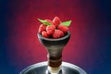 Head of berry hookah