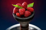 Head of berry hookah