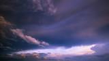 colorful sky twilight background