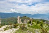 View of Italy from Rocca Calascio Castle, Abruzzo
