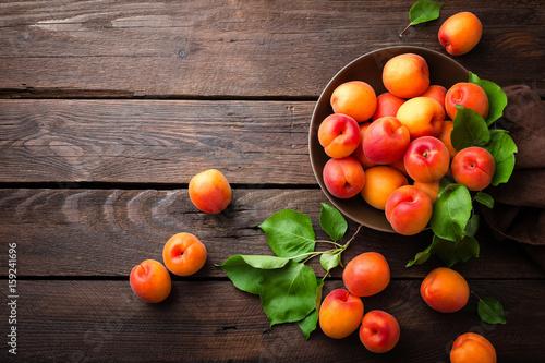 Foto Murales Apricots