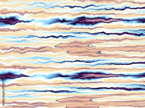 Fototapeta Horizontal abstract background for creative design.