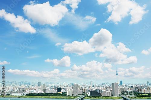 東京の風景 Poster