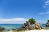 Travel the Andaman Sea in Thailand.