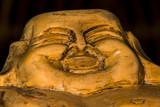 Buddha lacht