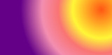 Sunny, bright, colorful abstract background in vector