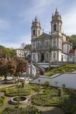 Bom Jesus do Monte - Braga - Portugal poster