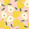 pear pattern - 159337066