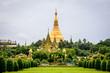 Shwe Dagon pagoda, Yangon, Myanmar