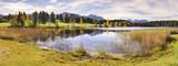 Moor und See in Bayern im Allgäu
