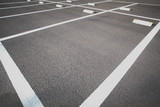 Empty space at outdoor car parking lot - 159431224