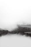 Brouillard sur la montagne