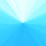 Abstract blue transparent futuristic and perspective background with starburst effect. - 159455272