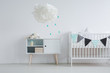 Dreamy kid bedroom