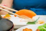 Eating Sushi, Japanese food