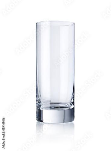 canvas print picture empty glass