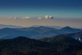 senic overlook of smoky mountains