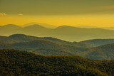 senic overlook of smoky mountains