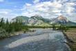 Fiddle River, Jasper National Park, Alberta, Canada