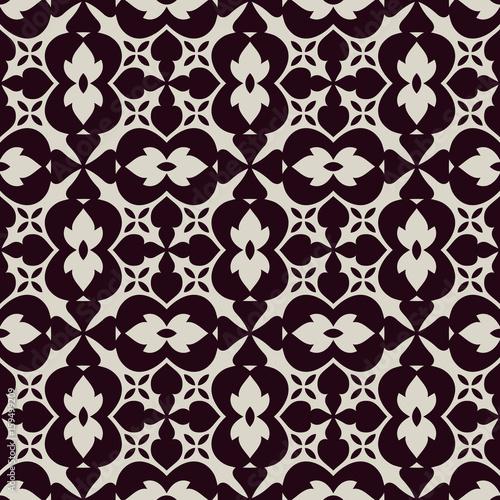 Boho Flower Pattern - 159499209
