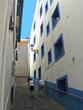 Calle de pueblo marítimo