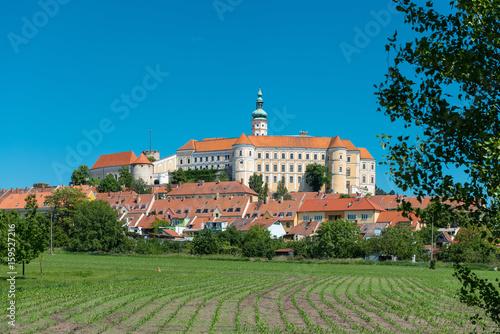 Schloss Mikulov, Tschechien - 1937