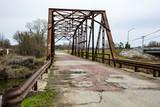Old Steel Bridge on Route 66