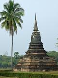 Thailand - Sukhothai - Wat Mahathat