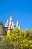 Expiatory Church of the Sacred Heart on the Tibidabo