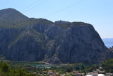 canyon view in Omis