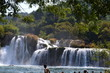 waterfalls in Krka Nation Park - 159574453